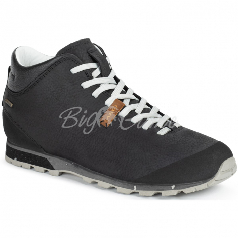 Ботинки треккинговые AKU Bellamont III FG Mid GTX цвет black / white фото 1