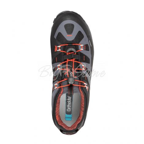 Ботинки треккинговые AKU Selvatica GTX цвет Black / Red фото 2