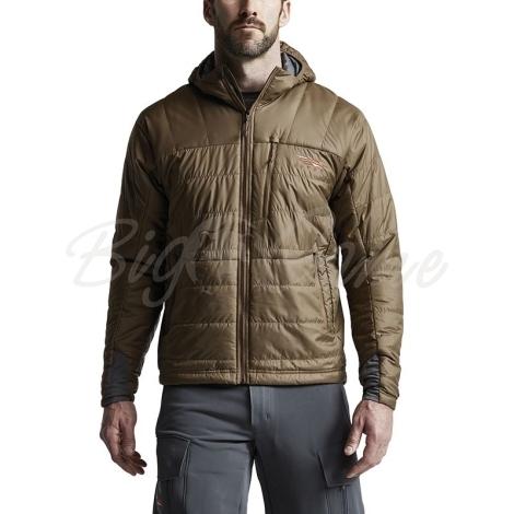 Куртка SITKA Kelvin AeroLite Jacket цвет Coyote фото 9