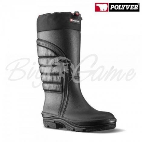 Сапоги POLYVER PREMIUM + цвет черный фото 4