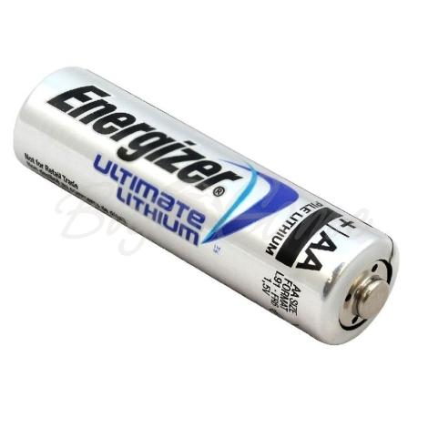 Батарейка ENERGIZER Ultimate Lithium FR06 AA FSB2 в бл.2 фото 1