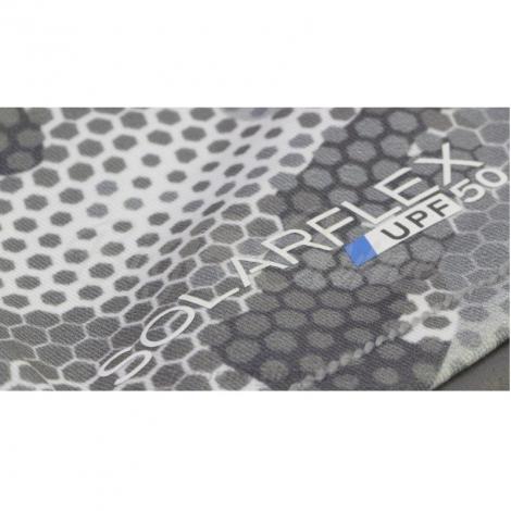 Перчатки SIMMS Solarflex Guide Glove цвет Hex Flo Camo Steel фото 5