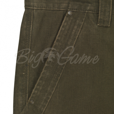 Шорты SEELAND Flint Shorts цвет Dark Olive фото 4