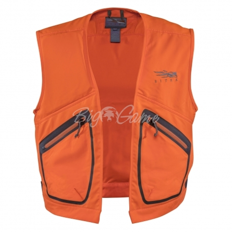 Жилет SITKA Ballistic Vest цвет Blaze Orange фото 1