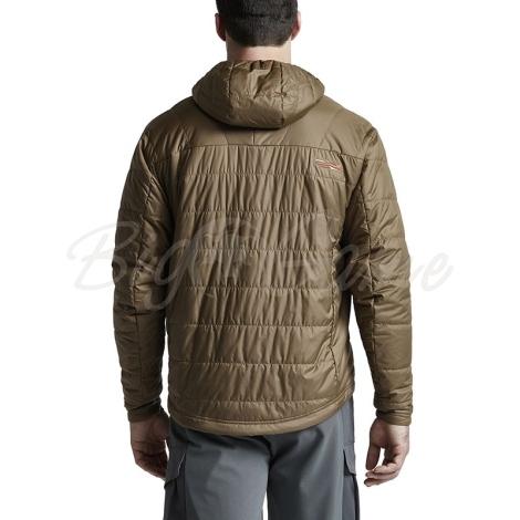 Куртка SITKA Kelvin AeroLite Jacket цвет Coyote фото 8