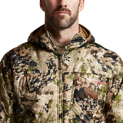 Куртка SITKA Kelvin AeroLite Jacket цвет Optifade Subalpine фото 7