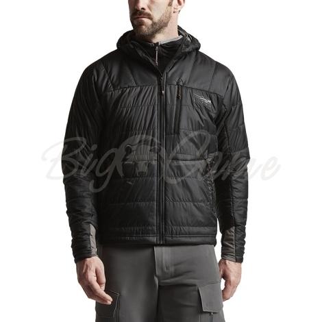 Куртка SITKA Kelvin AeroLite Jacket цвет Black фото 9
