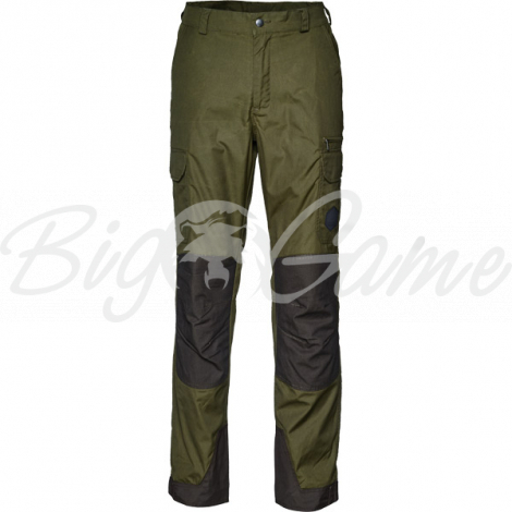 Брюки SEELAND Key-Point Reinforced Trousers цвет Pine green фото 1