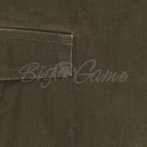 Шорты SEELAND Flint Shorts цвет Dark Olive фото 3