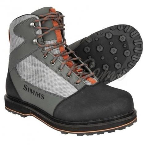 Ботинки забродные SIMMS Tributary Boot '20 цвет Striker Grey фото 1