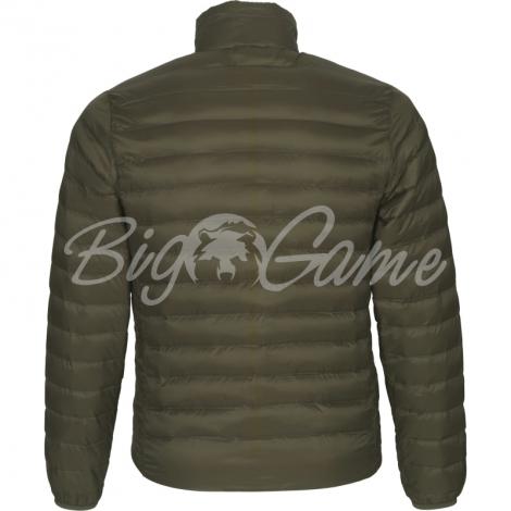 Куртка SEELAND Hawker Quilt Jacket цвет Pine green фото 2