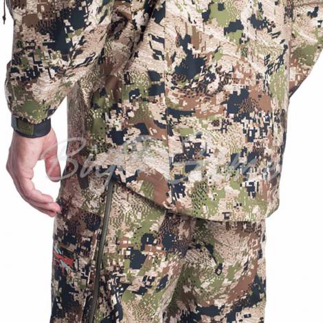 Куртка SITKA Stormfront Jacket цвет Optifade Subalpine 50067-SA-L фото 2