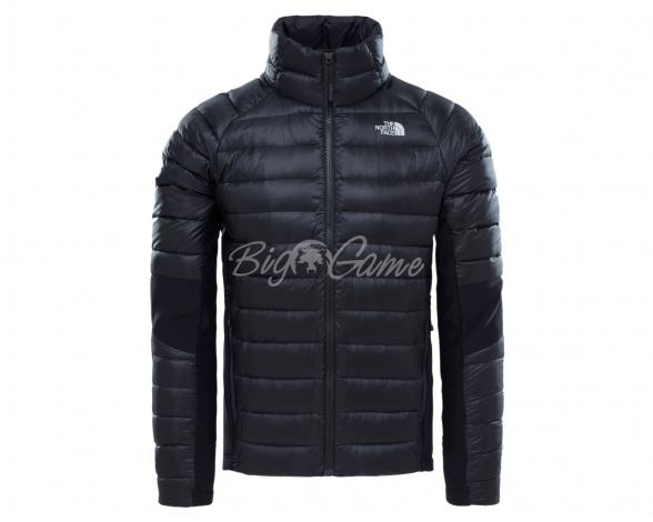 Куртка TNF M Crimptastic Hybrid цвет черный фото 1