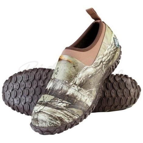 Ботинки MUCKBOOT Muckster Ii Low цвет Коричневый / камуфляж фото 1