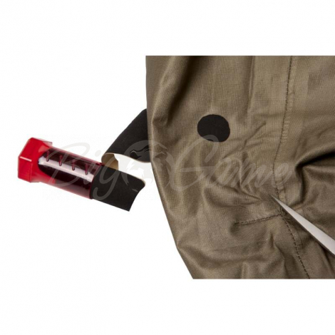 Рем.комплект HARKILA GORE-TEX Repair Kit цв. Black 29990079900 фото 2