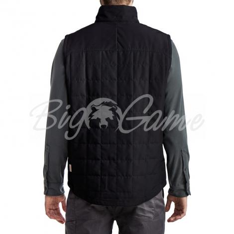 Жилет SITKA Grindstone Work Vest цвет Black фото 4