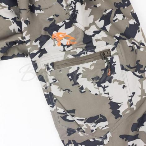 Брюки ONCA Elastic Pant цвет Ibex Camo фото 3