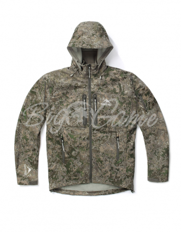 Куртка SKRE Hardscrabble Jacket цвет MTN Stealth фото 1
