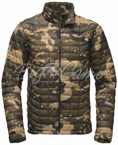 Куртка THE NORTH FACE M Thermoball Eco Jacket цвет Burnt Olive фото 1