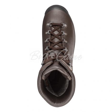 Ботинки охотничьи AKU Grizzly Wide GTX цвет brown 907.3-050-8 фото 2