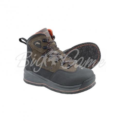 Ботинки забродные SIMMS Headwater Pro Boot Felt цвет Dark Olive 11447-304-10 фото 1