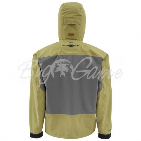 Куртка SIMMS G3 Guide Jacket цвет Army Green фото 2