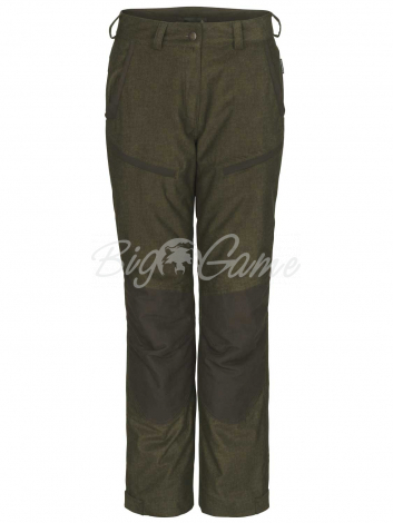 Брюки SEELAND North Lady Trousers цвет Pine green 11020762802 фото 1