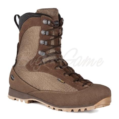 Ботинки охотничьи AKU Pilgrim HL GTX цвет Brown 560HL-050-10 фото 1