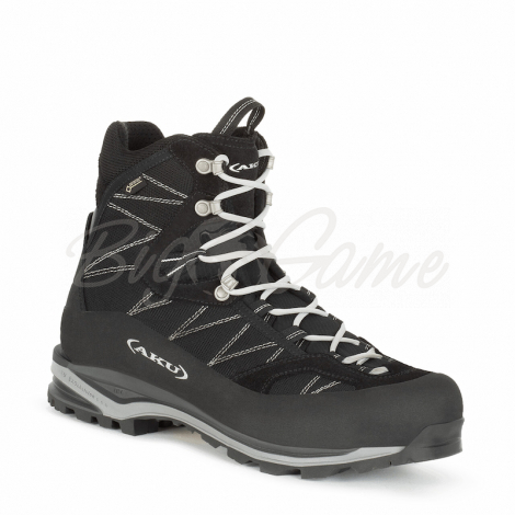 Ботинки треккинговые AKU Tengu Tactical GTX цвет Black фото 1