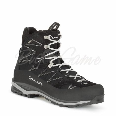 Ботинки треккинговые AKU Tengu Tactical GTX цвет Black 974T-052-10 фото 1