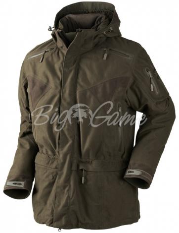 Куртка HARKILA Visent Jacket цвет Hunting Dreen фото 1