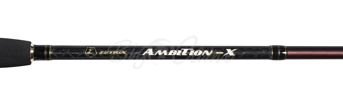 Удилище спиннинговое ZETRIX Ambition-X AXS-732L 2,21 м тест 3 - 12 гр. AXS-732L фото 3