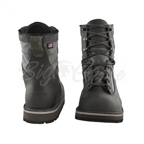 Ботинки забродные PATAGONIA Foot Tractor Wading Boots-Sticky Rubber цвет серый фото 2