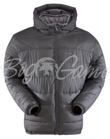 Куртка SITKA Kelvin Down Hoody цвет Lead фото 1