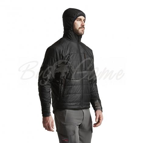 Куртка SITKA Kelvin AeroLite Jacket цвет Black фото 7