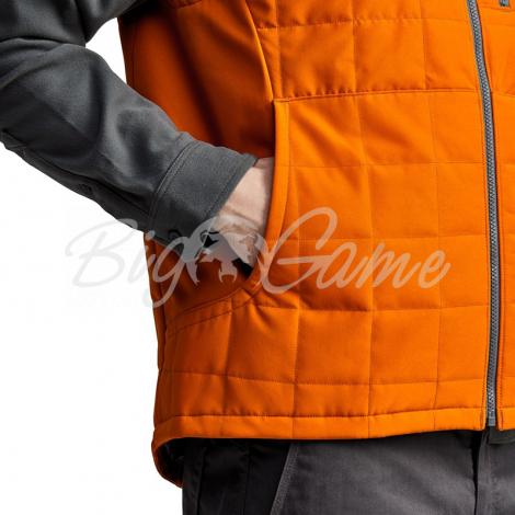Жилет SITKA Grindstone Work Vest цвет Orange фото 3