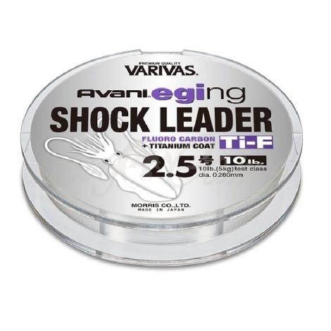 Флюорокарбон VARIVAS Fluo 100% Avani Eging Shock Leader 30 м # 1,5 фото 1