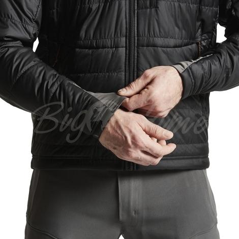 Куртка SITKA Kelvin AeroLite Jacket цвет Black фото 4