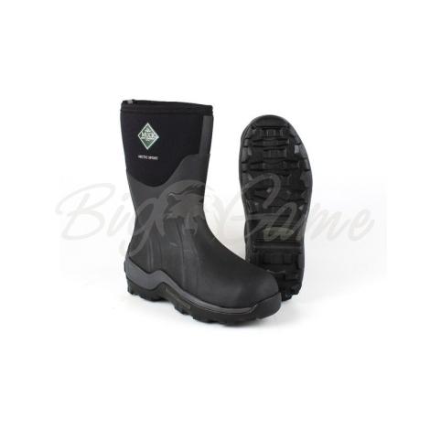Сапоги MUCKBOOT Arctic Sport Короткие цвет черный фото 1