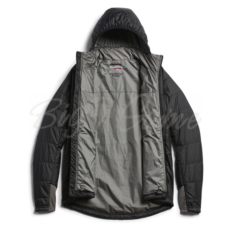 Куртка SITKA Kelvin AeroLite Jacket цвет Black фото 2