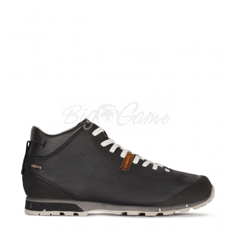 Ботинки треккинговые AKU Bellamont III FG Mid GTX цвет black / white фото 5