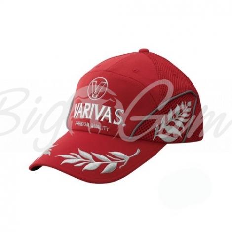 Кепка VARIVAS VAC-37 Champion Cap цв. Red 00185795 фото 1