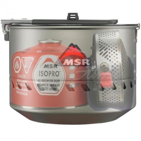 Горелка газовая MSR Reactor Stove System 2,5 л фото 8