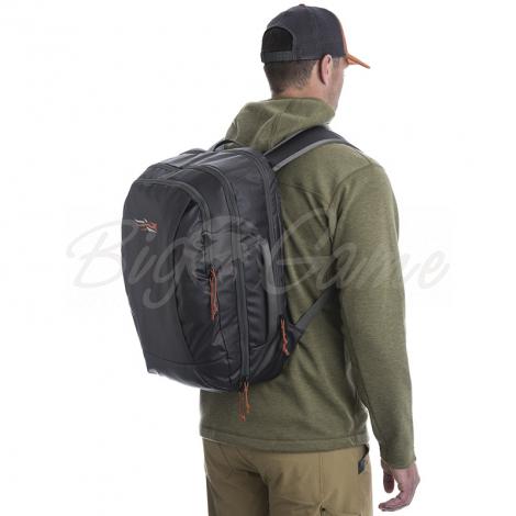 Рюкзак SITKA Drifter Travel Pack цвет Lead фото 3