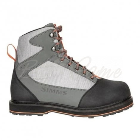 Ботинки забродные SIMMS Tributary Boot '20 цвет Striker Grey фото 4