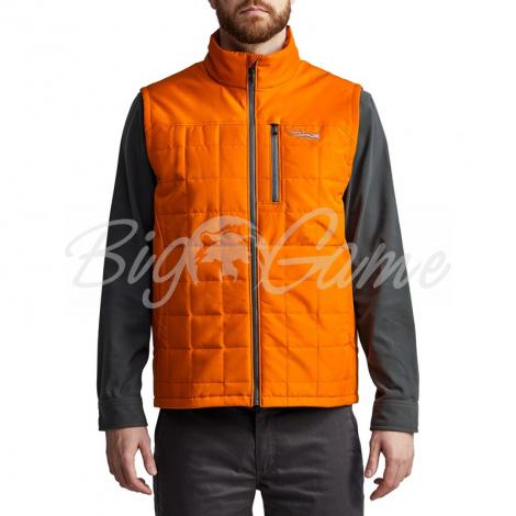Жилет SITKA Grindstone Work Vest цвет Orange фото 8