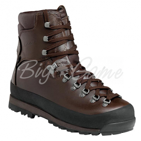 Ботинки охотничьи AKU Jager Low II GTX цвет Brown 991-050-11 фото 1