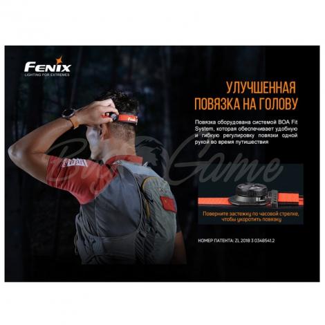 Фонарь налобный FENIX HL18R-T (Cree XP-G3 S3, EVERLIGHT 2835) фото 4
