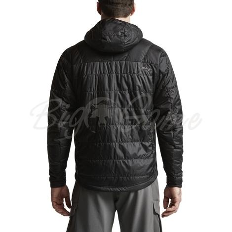 Куртка SITKA Kelvin AeroLite Jacket цвет Black фото 8
