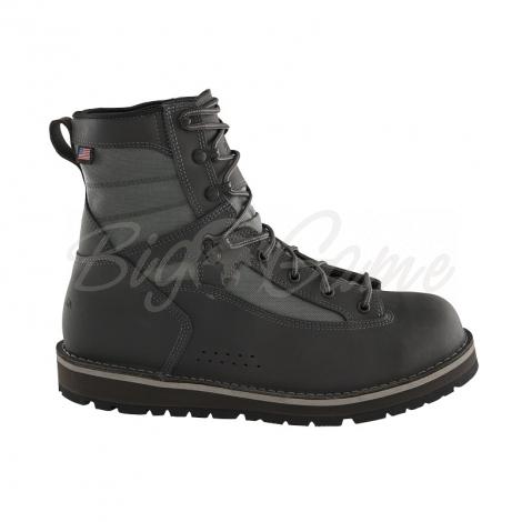 Ботинки забродные PATAGONIA Foot Tractor Wading Boots-Sticky Rubber цвет серый фото 3